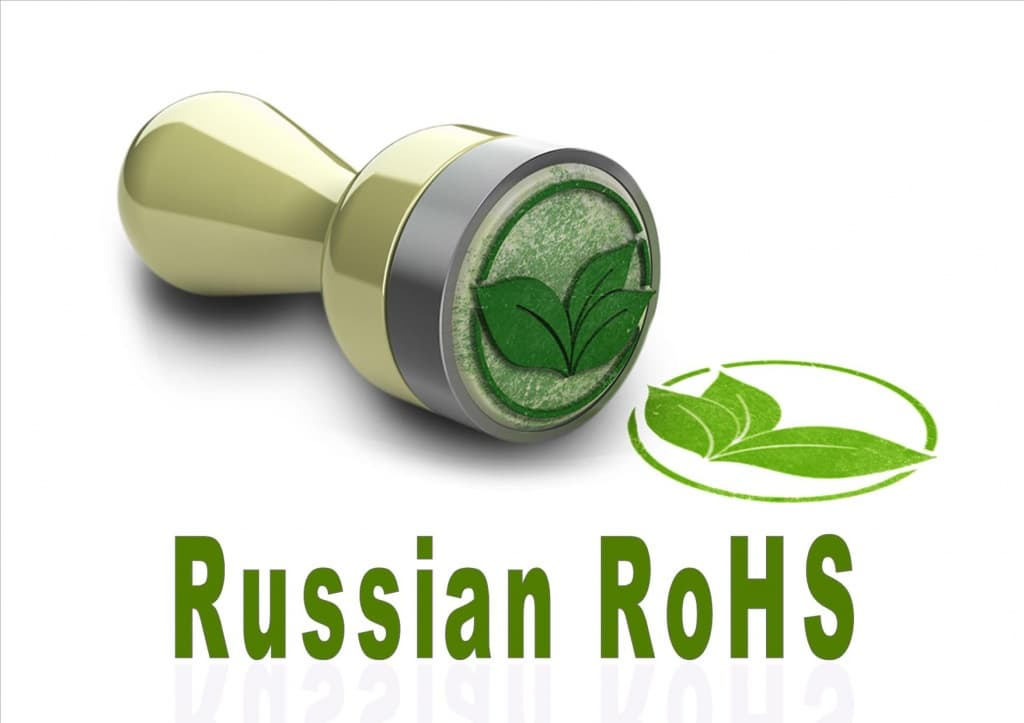 Russian RoHS comes into force on March 1, 2018