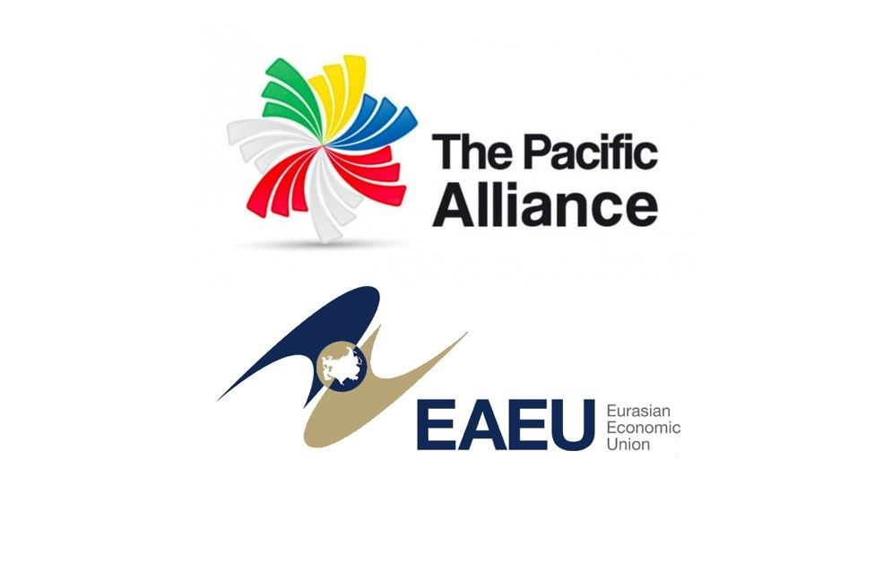 EAEU is developing cooperation with the Pacific Alliance